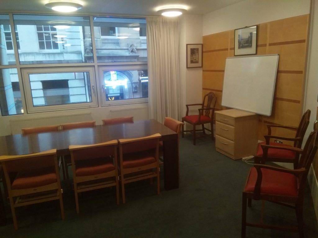 Gaskell Room