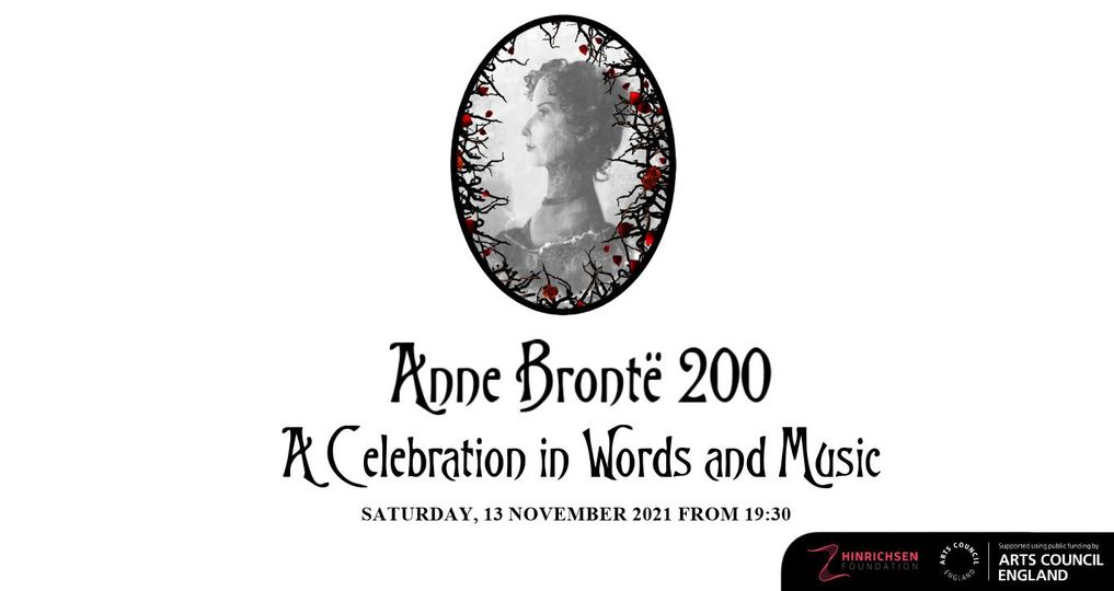 Anne Bronte - A Celebration in Words and Music